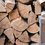 Wood for the heater