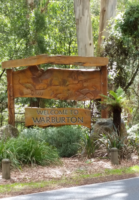Welcome to Warburton
